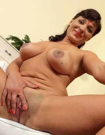 big aunty sex story